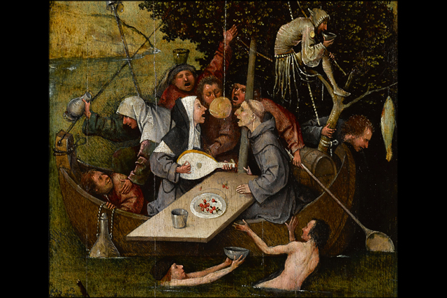 <i>Ship of Fools:</i> Surviving Fragment of Triptych